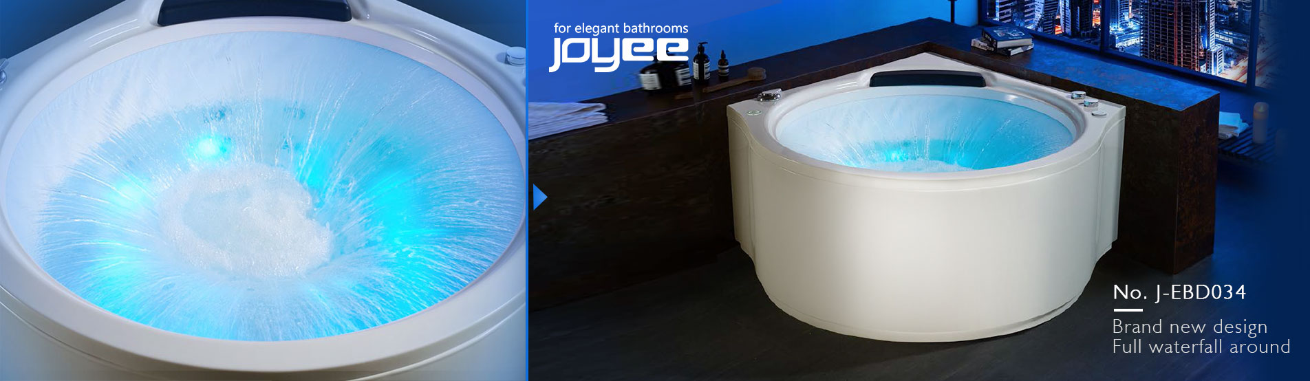 Joyee Bathtub, Jacuzzi, Steam room, Sauna room, Hot tub, SPA
